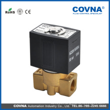 Direct acting flowrate adjustable festo solenoid valve
