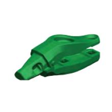 Dents et adaptateur de godet d'excavatrice d'Esco, dents de godet et apaters