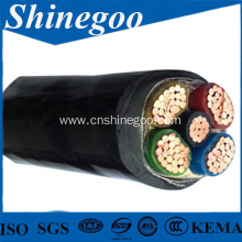 0.6/1kV PVC fire-resistant armoured power cable
