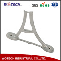 OEM Investment Casting Bracket with ISO9001 Certificate