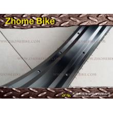 Vélo cyclo-pièces en alliage jante/simple paroi/Double paroi 15/19/22/25/33/38/39/45/55/60/75/100/125 mm de large