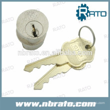 22mm brass cylinder kitchen cabinet lock