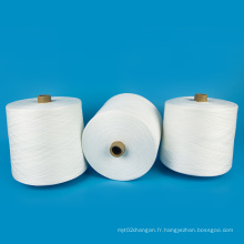 Liste des prix des fils bon marché des accessoires de couture 100% filé de polyester filé 40 s / 2
