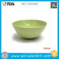 Wholesale Green Renewable Ceramic Bowl