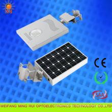 Luz de calle LED solar integrada 15W