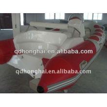 CE 4,7 m PVC tubo inflables botes RIB