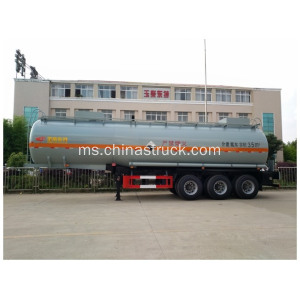 NH4H2O 3 axles Chemical Tanker Trailer