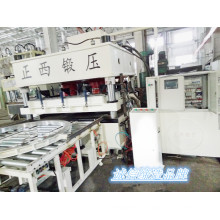 Machine hydraulique de presse d'évier d'emboutissage profond de 500 tonnes