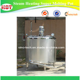 Steam Heating Suger Melting Pot/Tank