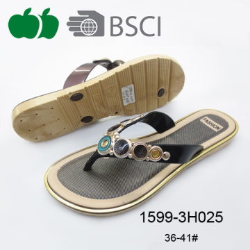 Fashion Popular Summer Comfortable Outdoor Lady Flip Flop