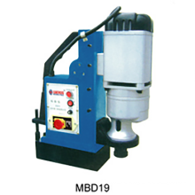 Máquina de perfuração magnética MBD19