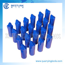 11 Degree Tapered Chisel Bits for Drilling