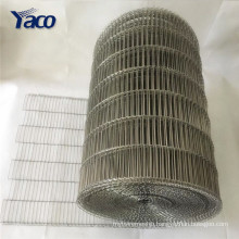 Stainless Steel Chain Conveyor Belt Mesh In galvanized iron wire