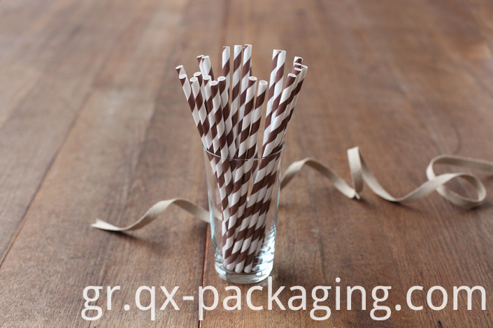 Brown Paper Straws