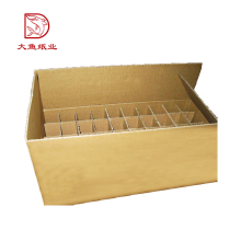 Professional newest best selling personalized wine cardboard packaging box