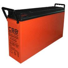 Cbb 12V 210ah de acceso frontal de la batería de gel terminal para Telecom