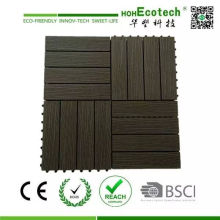Timber Tiles WPC DIY Floor Decks & Interlocking Garden Tiles