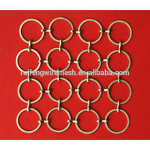 Decorative Metal Ring Mesh Curtain Made in China