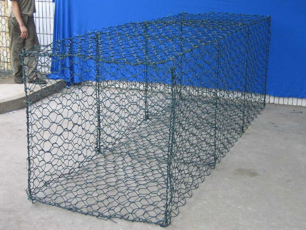 Supply Gabion Baskets Gabion Cages Gabion Mesh From