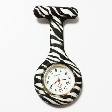 Cheap Silicone Nurse Pocket Watch