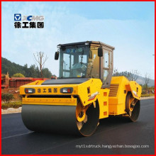 XCMG Double-Drum Vibratory Road Roller 12ton Road Compactor