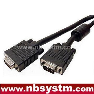 Câble adaptateur VGA (HD15) à 5 BNC Component (RGBHV)