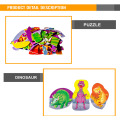 High Quality Kids Toys Dinosaur Puzzle