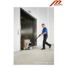 Commercial Machine Roomless Freight Elevator