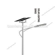 luz llevada calle solar 80 vatios llevó la vivienda de aluminio de la luz de calle