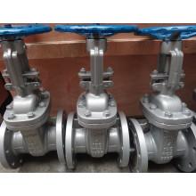 "ANSI standard 150lbs 300lbs 600lbs 1 1/2""-24"" WCB/SS gate valve"