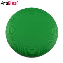Frisbee plástico promocional de encargo barato al por mayor promocional de la publicidad del animal doméstico