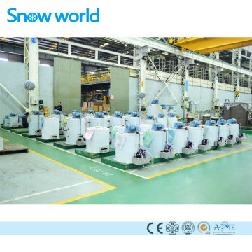 Snow World Flake Ice Machine en Afrique du Sud