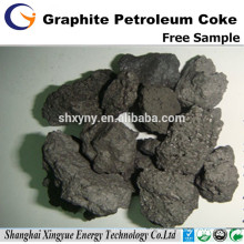 Hoher Kohlenstoff-niedriger Schwefel-calcined Haustier-Koks 3-5mm