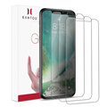 KANTOU 2.5D HD Tempered Glass for iPhone X