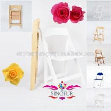 Event-Verleih hochwertige Falten Salon Stuhl