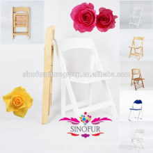 event rental high quality folding salon chair
