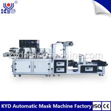 Máquina para fabricar cuerpo de máscara de ojo no tejido para dormir KYD