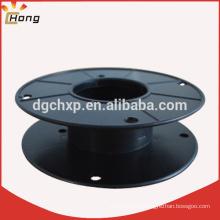 carrete de plástico para el agujero del centro de envío de alambre 80 mm