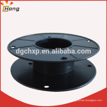 plastic spool for wire shipping center hole 80mm