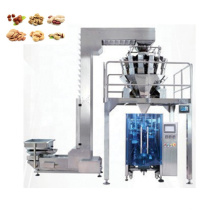 Automatic Vertical Grain Packaging Machine For Cashew Nuts Chips Particle