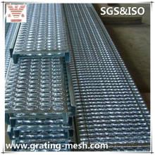Aço / Quadriculado / Diamante / Quadriculado / Placa para Degraus de Escada