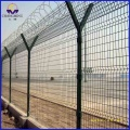 Expandable Safety Retractable Airport Security Fence