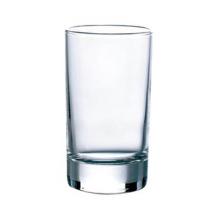 6oz / 180ml verrerie en verre à base d'eau en verre