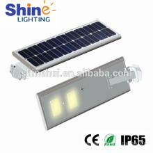 Integral Design 25W Intelligentize Solar Street Led Lighting System CE/RoHS Approved