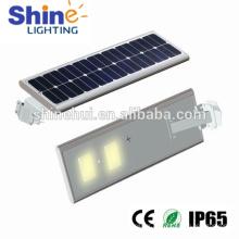 Projeto Integral 25W Intelligentize Rua Solar Led Sistema de Iluminação CE / RoHS Aprovado