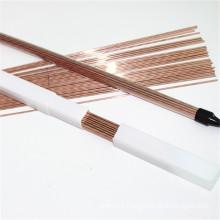 Phos-Copper Brazing Rods HVAC A/C Welding Flat Rod Bar Refrigeration Manufacture Soldering Sticks Cheap Price