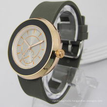 Water Resistant Quartz Silicone Gift Watch