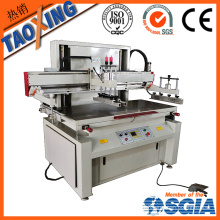 china manufacture sale directly TX-50100ST flat bed vertical Screen Printing Machine