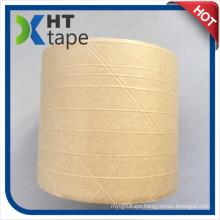 Single Sided Starch Glue Kraft Paper Gummed Tape for Sealing Free Samples