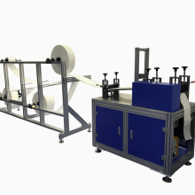 Automatic medical surgical N95 face mask production